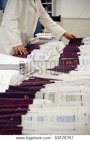 Passports, Control Documentation
