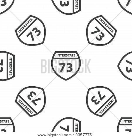 Interstate 73 pattern