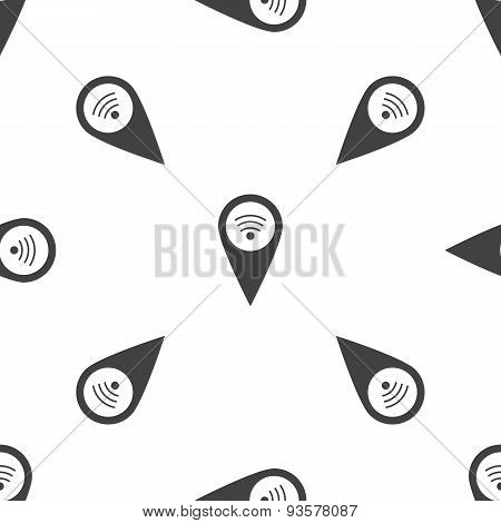 Wi-Fi pointer pattern