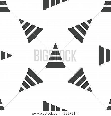 Traffic cone pattern
