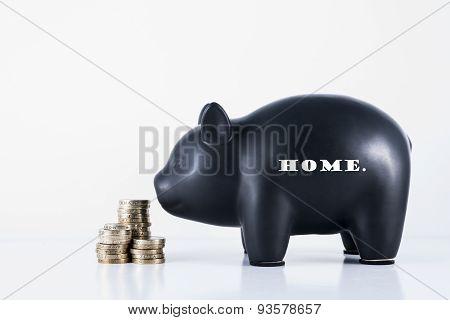 Piggy Bank Home