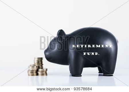 Piggy Bank Retirement