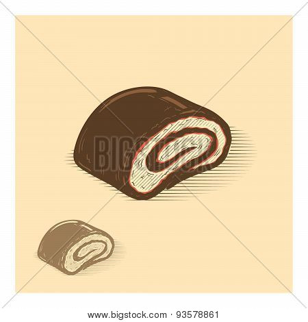 Chocolate Jelly Roll