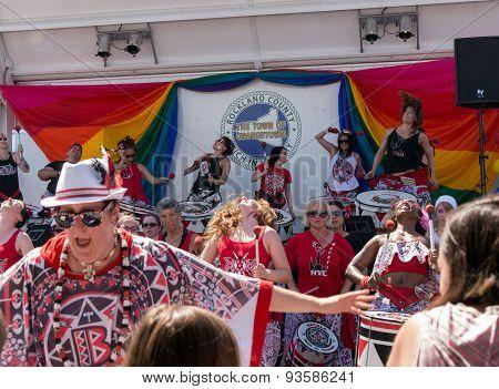 Batala Nyc At Rockland County Pride