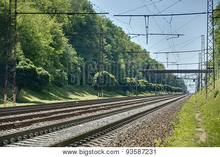 Photo railway.