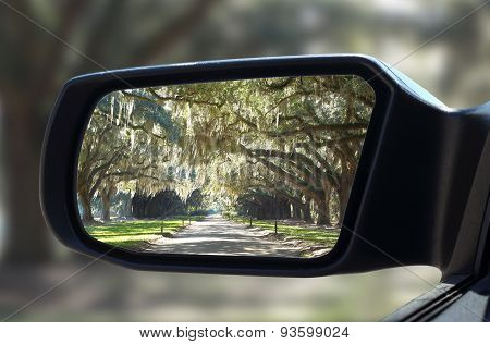 Rearview Car Mirror