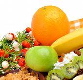 stock photo of curd  - Healthy food - JPG