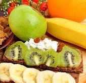 stock photo of curd  - Healthy eating - JPG