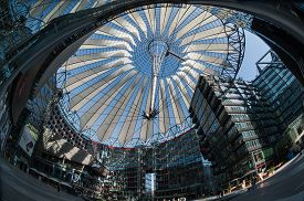 image of roof-light  - Berlin - JPG