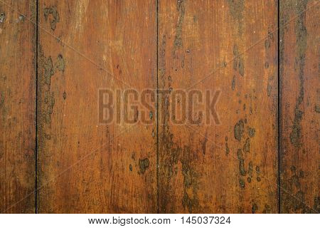 Rustic wooden table texture background. Horizontal photo