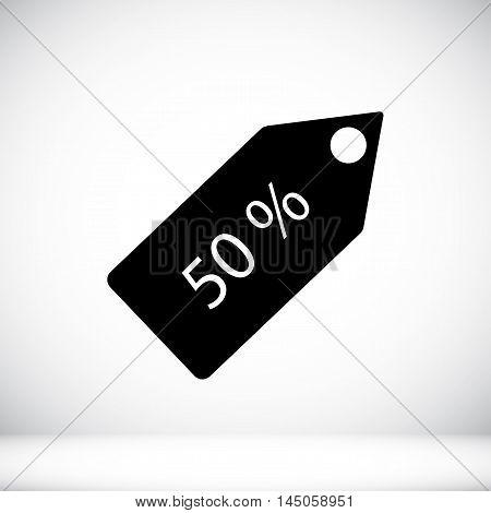 50 Tag Icon