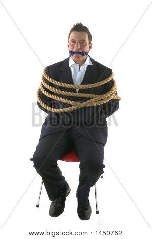 Karl Tied Up