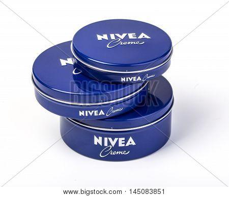 Nivea Cream Three Jars
