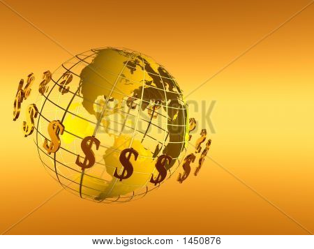 Dollar Circulating Grid World