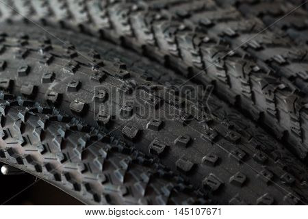 Bicycle tires / Bicycle spare part and maintenance concept