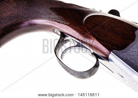 Shotgun Trigger Isolated