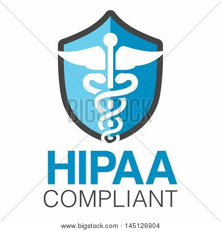 Hipaa Compliance Icon Graphic