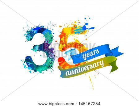 Thirty Five Years Anniversary