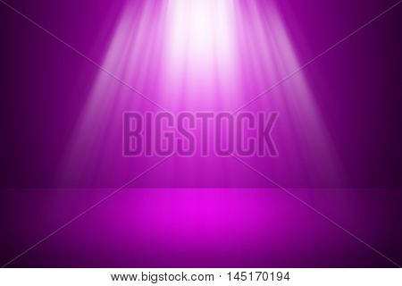pink gradient studio / Empty Studio. Light Pink Abstract Background / Pink room studio abstract background / pink background