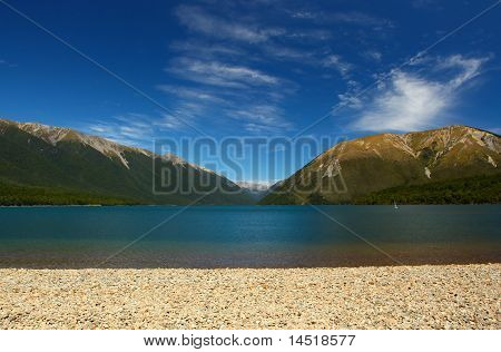 Lake Rotoiti New Zealand