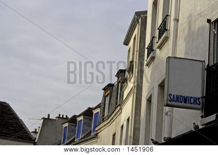 Parisian Interesting Homes
