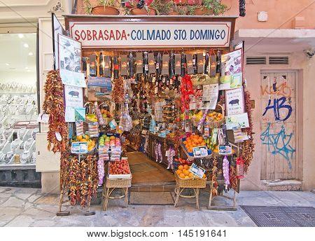 Colmada Sto Domingo Store