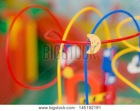 children toys, Toys that help develop the idea .