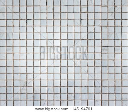 Mosaic Tiles Used For Interior Decoration.
