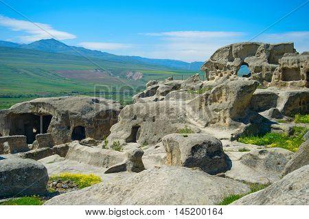 Ancient Rock Town, Georgia