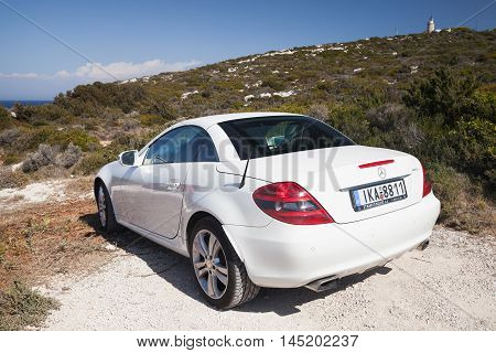 Mercedes-benz Slk 200 Pre-facelift Car