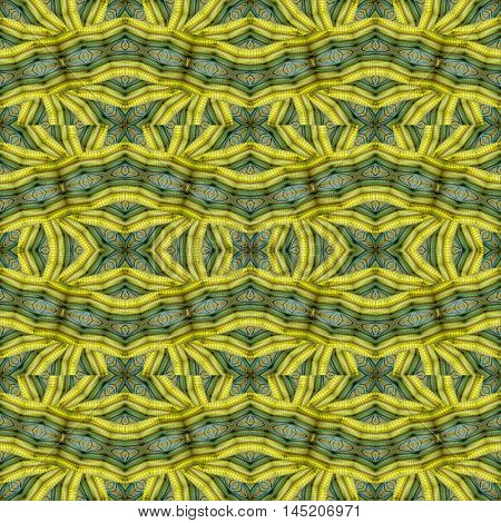 Interlace Modern Tribe Seamless Pattern