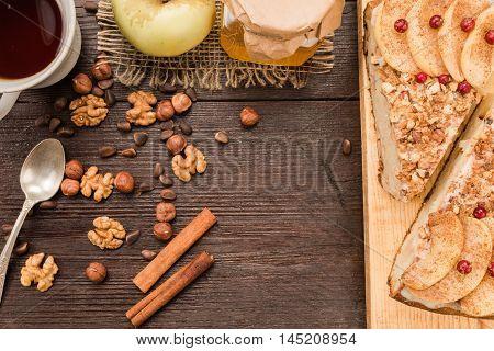 Apple Pie Teatable