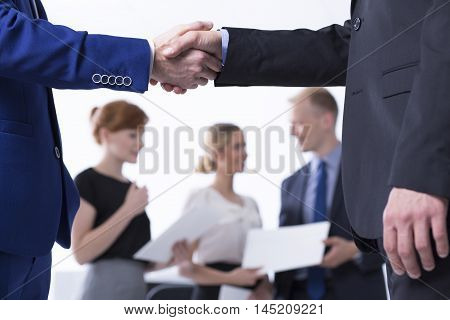 Business With You Is A Pleasure