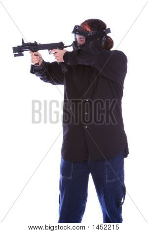Terrorist Shooting