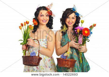 Beauty Spring Women