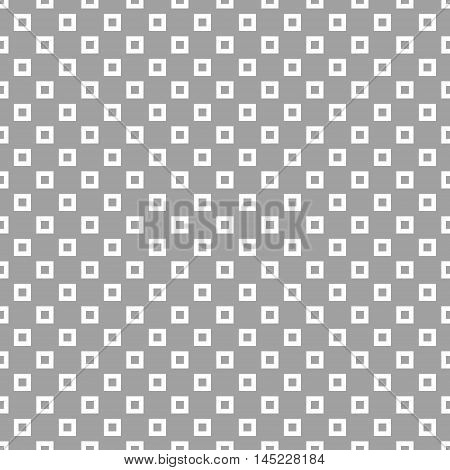 abstract seamless ornament pattern vector illustration on gray background.