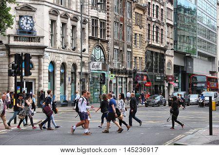 London - High Holborn