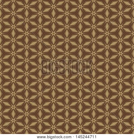 Simple capuccino brown delicate vintage wallpaper or pattern