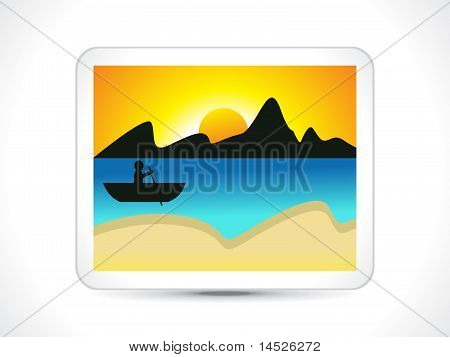 Abstract Thumbnail Icon