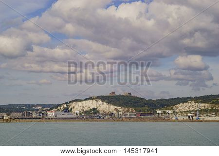 The Beautiful Dover Port