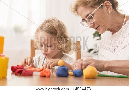 Playing With My Nanny