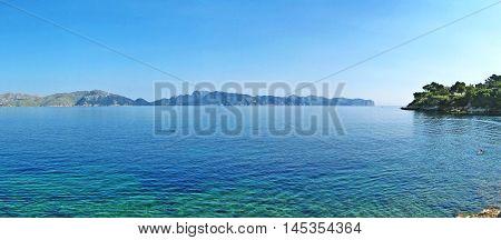 Peninsula Formentor - Bay Of Pollenca