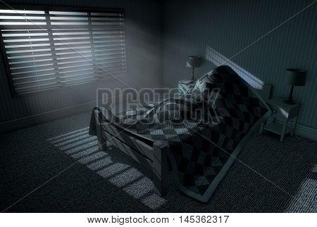Moonlight Sleep In