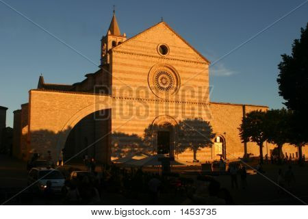 Church In Assisi