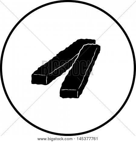 fish sticks symbol