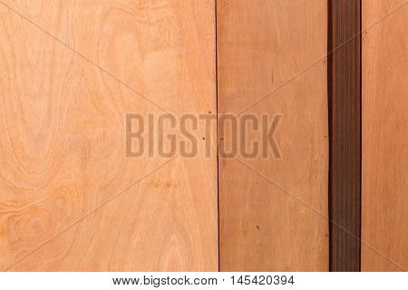 Board Up Windows With Wooden Plates