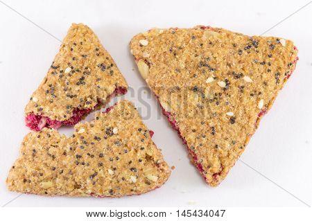 Integral Fruit Cookies Seeds