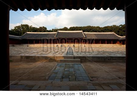 Jongmyo Yeongnyeongjeon Shrine Hall