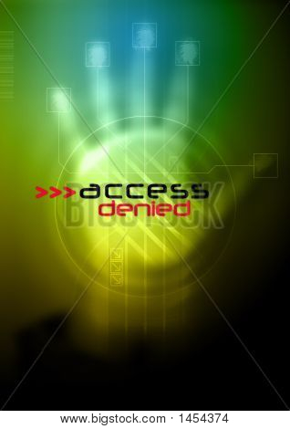 Access Denied.