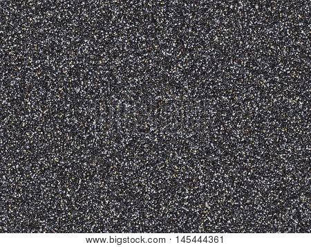 Many stars of different sizes in outer space, the background of high resolution.